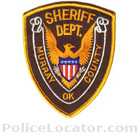 Murray County Sheriff's Office Patch