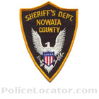 Nowata County Sheriff's Office Patch