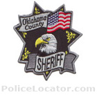 Oklahoma County Sheriff's Office Patch