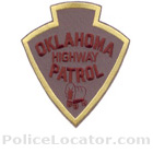 Oklahoma Highway Patrol Patch