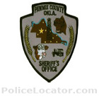 Pawnee County Sheriff's Office Patch