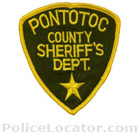 Pontotoc County Sheriff's Office Patch