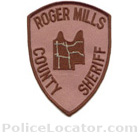 Roger Mills County Sheriff's Office Patch
