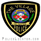 The Village Police Department Patch