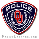 University of Oklahoma Police Department Patch