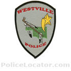 Westville Police Department Patch