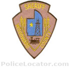 Woodward County Sheriff's Office Patch