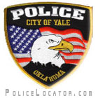 Yale Police Department Patch