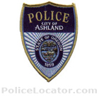 Ashland Police Department Patch