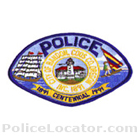 Bandon Police Department Patch