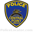 Central Point Police Department Patch