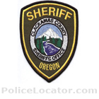 Clackamas County Sheriff's Office Patch