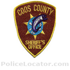 Coos County Sheriff's Office Patch
