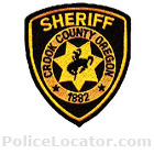 Crook County Sheriff's Office Patch