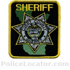 Curry County Sheriff's Office Patch