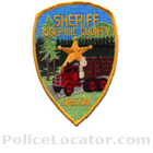 Josephine County Sheriff's Office Patch