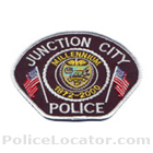 Junction City Police Department Patch