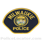 Milwaukie Police Department Patch