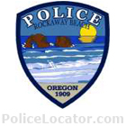 Rockaway Beach Police Department Patch