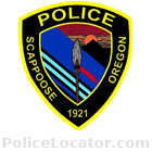 Scappoose Police Department Patch
