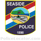 Seaside Police Department Patch
