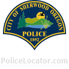 Sherwood Police Department Patch