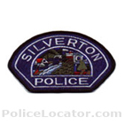 Silverton Police Department Patch