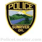 Sunriver Police Department Patch