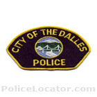 The Dalles Police Department Patch
