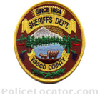 Wasco County Sheriff's Office Patch