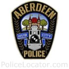 Aberdeen Police Department Patch
